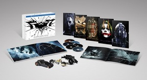 photo for The Dark Knight Trilogy: Ultimate Collector's Edition Blu-ray