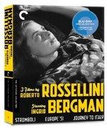 photo for 3 Films By Roberto Rossellini Starring Ingrid Bergman