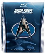 photo for Star Trek: The Next Generation: Season 5 BLU-RAY DEBUT