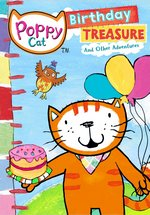 photo for Poppy Cat: Birthday Treasures and Other Adventures