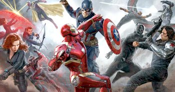 photo for Captain America: Civil War
