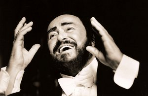 photo for Pavarotti