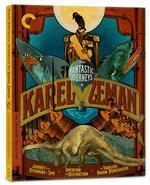 photo for Three Fantastic Journeys by Karel Zeman