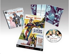 photo for The Court Jester 65th Anniversary Edition BLU-RAY DEBUT