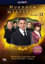 photo for Murdoch Mysteries, Season 13