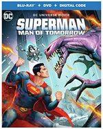 photo for Superman: Man of Tomorrow