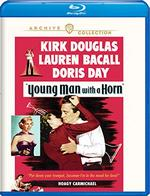 photo for Young Man With a Horn BLU-RAY DEBUT